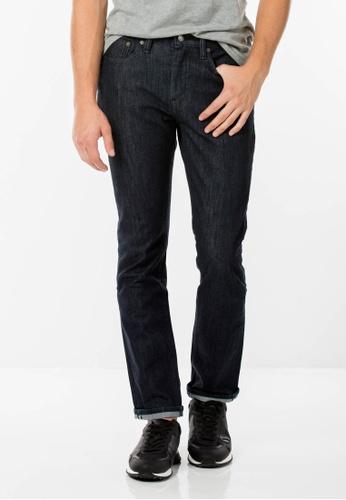 Levi's blue Levi's® Commuter™ 511™ Slim Fit Jeans LE843AA98JGBSG_1