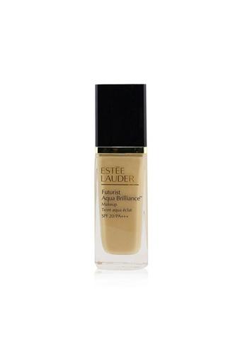 Estee Lauder ESTÉE LAUDER - Futurist Aqua Brilliance Makeup SPF20 - #1W0 Warm Porcelain 30ml/1oz 80676BEA76A260GS_1