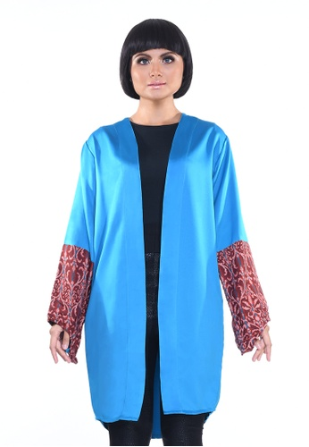 Jameqha blue Kimono Montana in Dark Blue 22C5BAAD50AE44GS_1