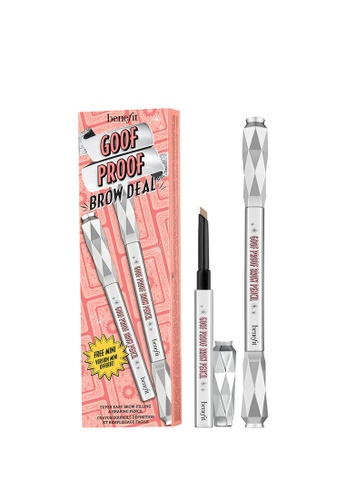 Benefit brown Goof Proof Shade 4 Brow Deal 30F0BBE7EF7AD2GS_1
