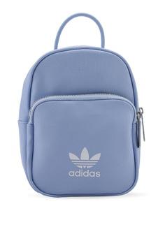 0bf357703 adidas blue adidas originals classic mini backpack D0DAAAC3708301GS 1