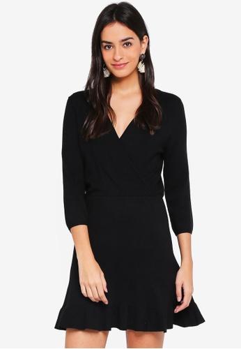 ONLY black Elsa 3/4 Dress 7A55FAA5817CDAGS_1
