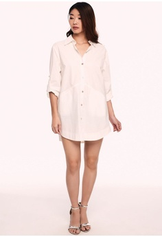2d0218add8cbc8 20% OFF Nichii Essential Oversized Shirt RM 75.30 NOW RM 60.20 Sizes S M L  XL