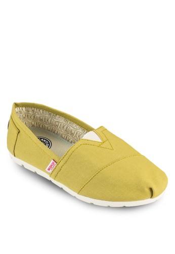 Ichi 印花內襯懶人鞋, 女鞋,esprit門市 懶人鞋