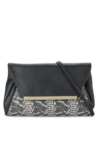 雙色暗紋印花手拿包、 包、 包Nose雙色暗紋印花手拿包最新折價