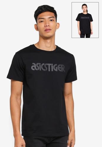 ASICSTIGER black Logo Tee AS610AA0SVTPMY_1