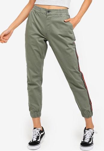5d715d415 Buy Cotton On Lara Cuffed Chino Pants Online on ZALORA Singapore