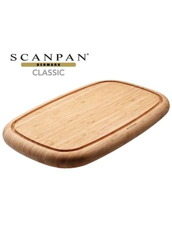 SCANPAN SCANPAN Classic Bamboo 50cm x 30cm Chopping Board 3CC3DHLC540DC4GS_1