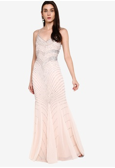 6115cbc5da Buy EVENING DRESSES Online | ZALORA Singapore