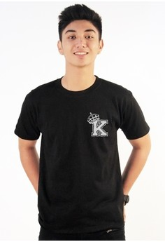 King's Initial K Tee