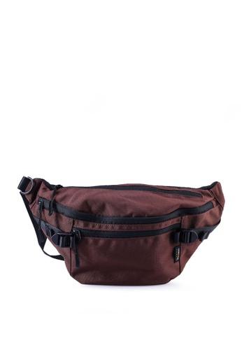 LOWRYS FARM brown Casual Belt Bag AEBD3AC82EB29DGS_1