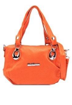Double Straps Shoulder Bag
