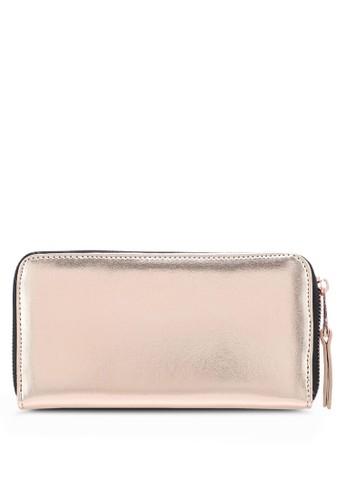 Rubi gold Audrey Zip Around Wallet C8C3FACB228310GS_1
