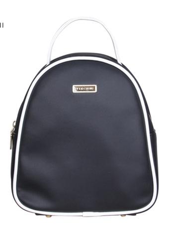 Verchini black Verchini Dome Backpack CB729AC8989CCBGS_1
