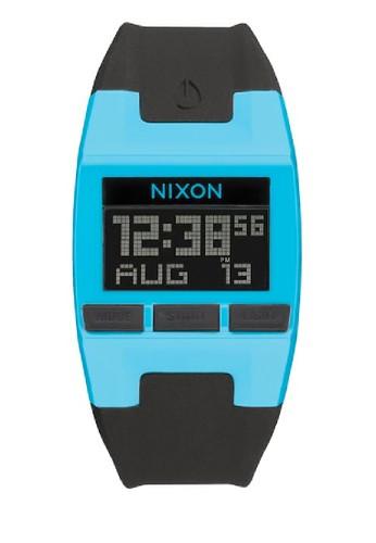 Nixon black COMP S SKY BLUE/BLACK 35A4EACCDAF4DEGS_1