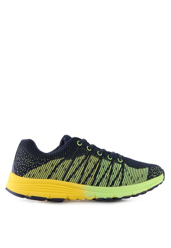 Homypro navy Ultralite Running Shoes HO843SH24MTFID_1