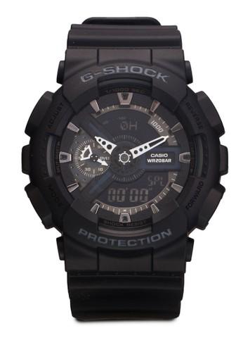 GA-110-1BDR 運動男錶, 錶類, salon esprit 香港飾品配件