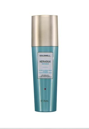 label.m blue Goldwell Kerasilk Repower Volume Plump Cream 75ML 9E5F9BEFB6A874GS_1