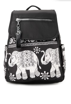ed02168f2dc London Berry By Huer black Gelry Durable Nylon Backpack A8997ACC1B233DGS_1