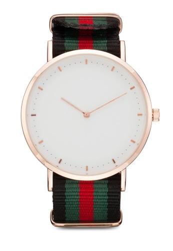 ZALORA multi Classic Detachable Strap Watch 08A85ZZ83C0BF6GS_1
