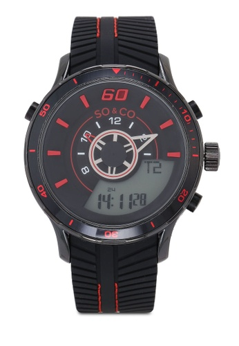 SO&CO black Monticello 5035.4 Watch E99ACAC05971A4GS_1