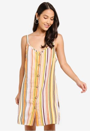 Cotton On multi Woven Margot Slip Dress 3C656AA577C6FDGS_1