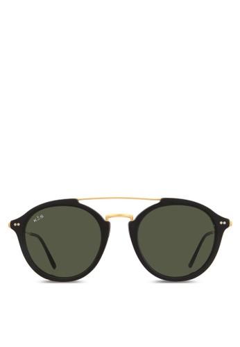 Fitzroy 圓框太陽眼鏡、 飾品配件、 飾品配件Kapten&SonFitzroy圓框太陽眼鏡最新折價
