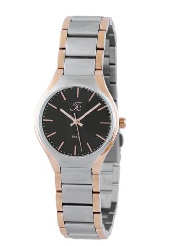 Teiwe Collection silver Moment Watch Teiwe Collection TC-CL3004 jam tangan wanita - stainlles steel - putih 2382EACA1D68EBGS_1