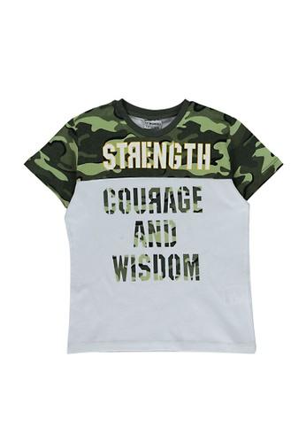 LC Waikiki green Boy's Printed Cotton T-Shirt 95E36KAC8BA7AEGS_1