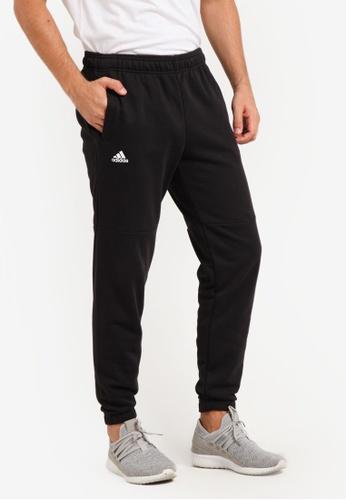 adidas black adidas performance ess lin pants AD372AA0S2FWMY_1