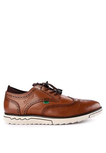 Kickers brown Kickers Mens Shoes Kcm 2903 3FC99SH70947D2GS_1