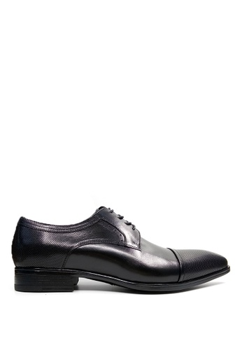 Kenneth Cole New York black OLIVER LACE UP - Oxford Lace-Up E12CCSH9AD71DAGS_1