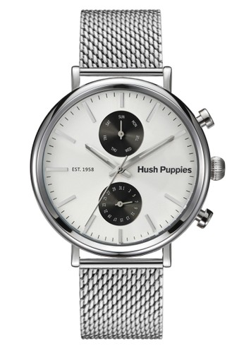 Hush Puppies Watches silver Hush Puppies Casual Men's Watch HP 7149M.9522 A6A16ACFD0C4D7GS_1