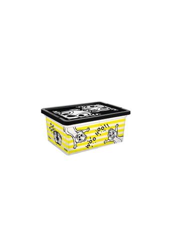 HOUZE HOUZE - Chip & Dale - 4L Woohoo Click Box (Disney) 989FAHL19504B8GS_1
