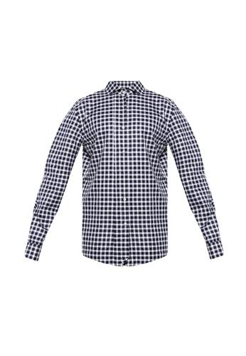 BOSS 藍色 T-Christo 10221093 Shirt D5BE5AA1013D6AGS_1