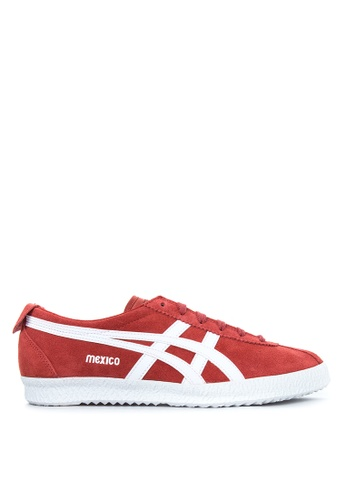 Onitsuka Tiger white Mexico Delegation ON625SH19TIIPH_1