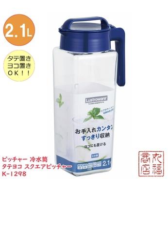 Lustroware Lustroware Water Pitcher-2.1L ( Blue ) D9065HL16AA950GS_1
