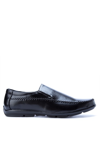 Preview black Elezar Formal Formal Shoes PR211SH0JUTBPH_1