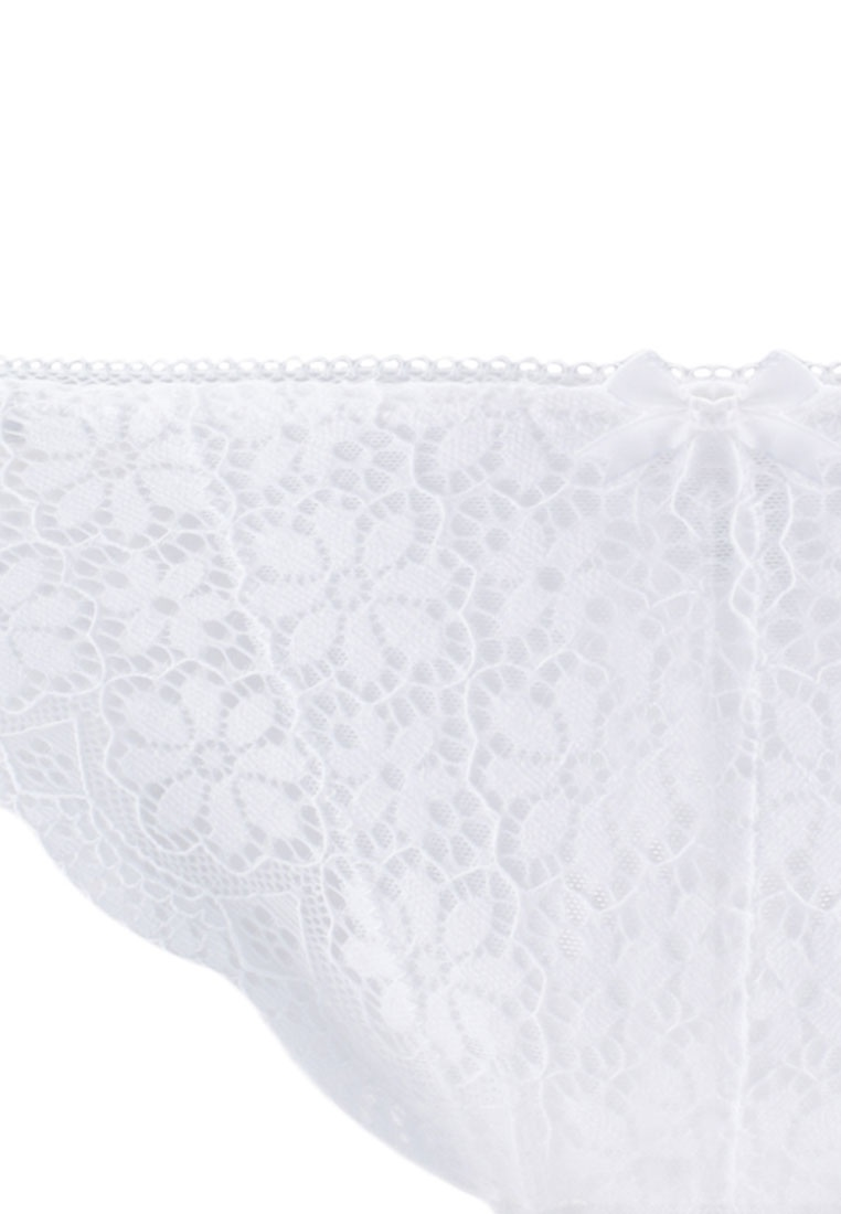 Panties Cheeky Hipster White Lace 6IXTY8IGHT Daisy Band tqOwBX