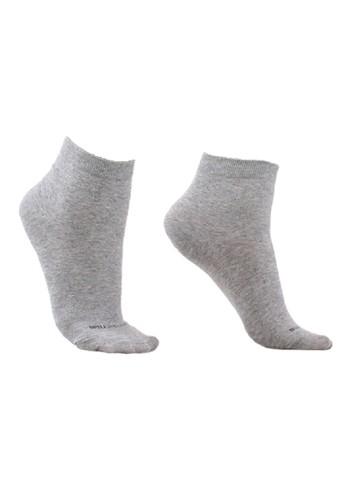 Mundo grey MUNDO - Sock Station Woman Sock Casual Ankle 4095EAA679BD8BGS_1