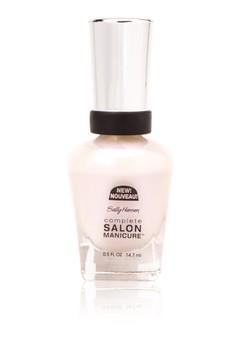 Complete Salon Manicure - Luna Pearl