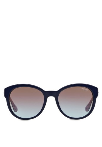 Casual Chic Acetate Woman Sunglasses, 飾品配件,esprit台灣outlet 圓框