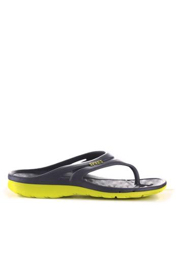 SPECS grey Gecko sandals SP281SH20MDBID_1