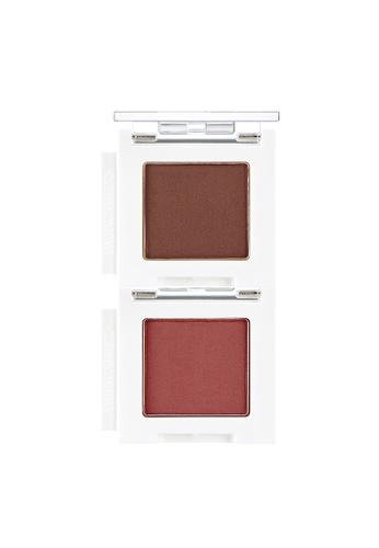 (Bundle) Mono Cube Eyeshadow (Matte) RD02 + PK04