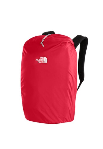 The North Face red TNF PACK RAIN COVER TNF RED TH879AC0FGQYSG_1