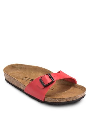 Madrid 扣環一字帶拖鞋涼esprit outlet 高雄鞋, 女鞋, 鞋