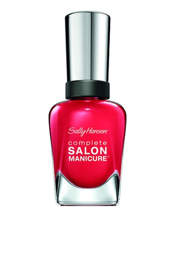 Sally Hansen red Tagine Supreme Nail Polish SA454BE0KEBGPH_1