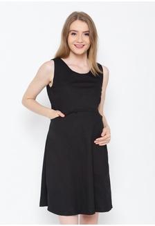 Maternity Nursing Dress Resya 53014 CH841AA0UX45ID 1 Chantilly ... 77af6d847f