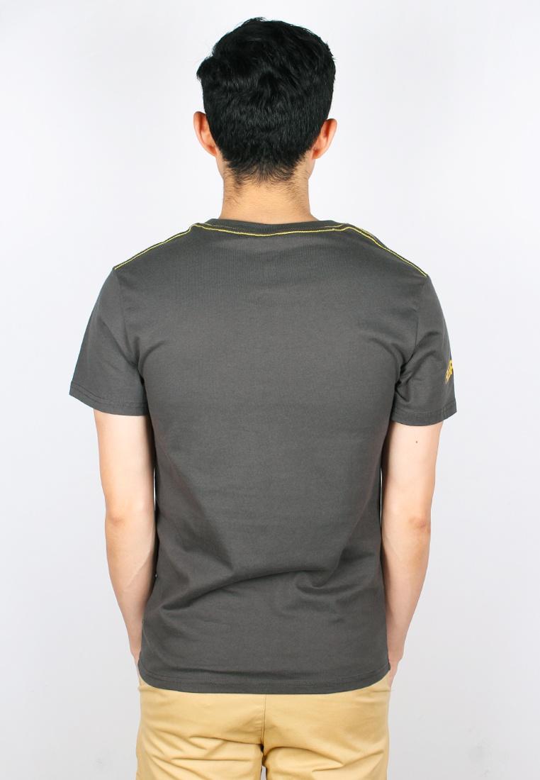 YOUR Grey Moley EARN RESPECT T Shirt pqdz6Fw