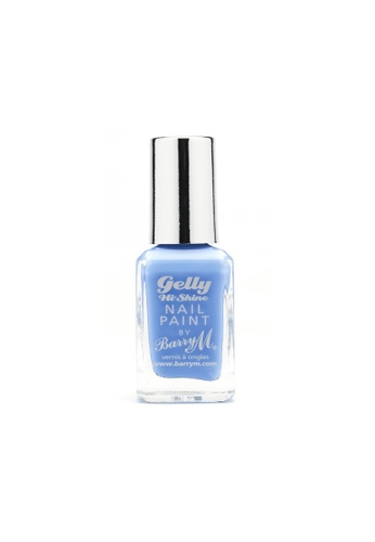 Barry M blue Gelly Nail Paint - Blueberry BA201BE80UOXSG_1